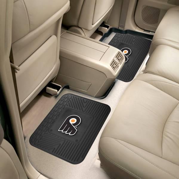 FANMATS Philadelphia Flyers Two Pack Backseat Utility Mats product image