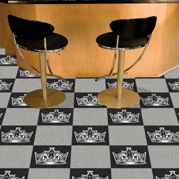 Los Angeles Kings Carpet Tiles product image
