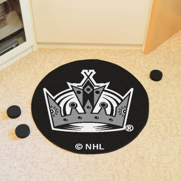 FANMATS Los Angeles Kings Puck Mat product image