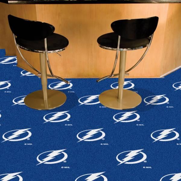 FANMATS Tampa Bay Lightning Carpet Tiles product image