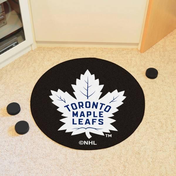 FANMATS Toronto Maple Leafs Puck Mat product image