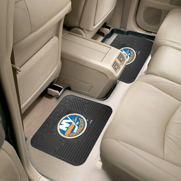 New York Islanders Two Pack Backseat Utility Mats product image