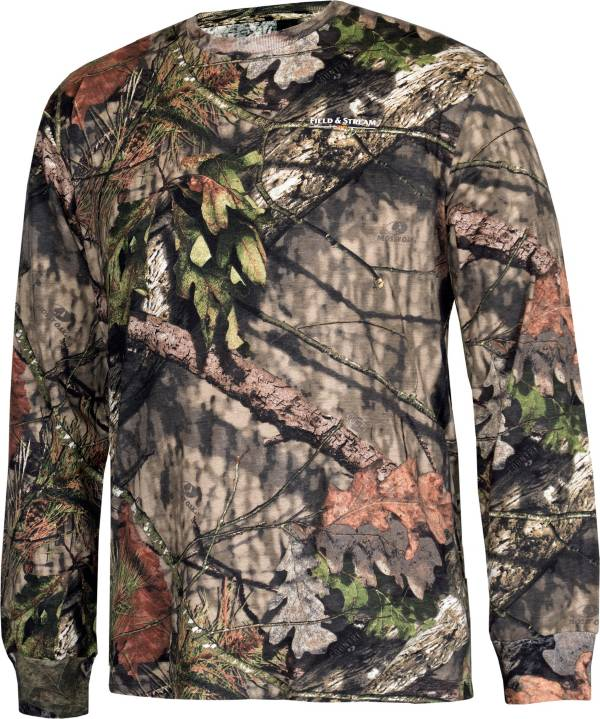 Field & Stream Men's Camo Long Sleeve Shirt product image