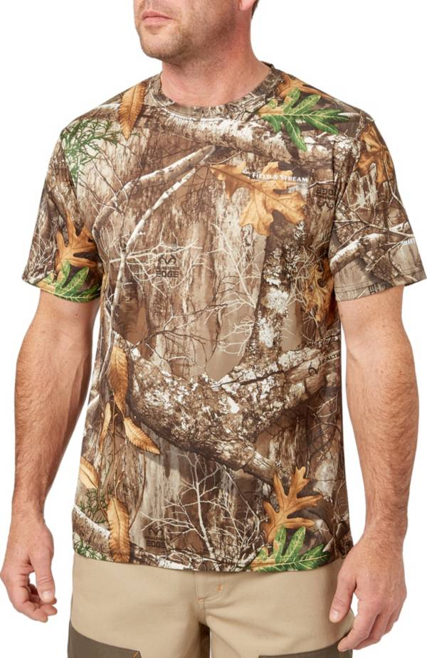 Field & Stream Men's Performance Camo T-Shirt product image