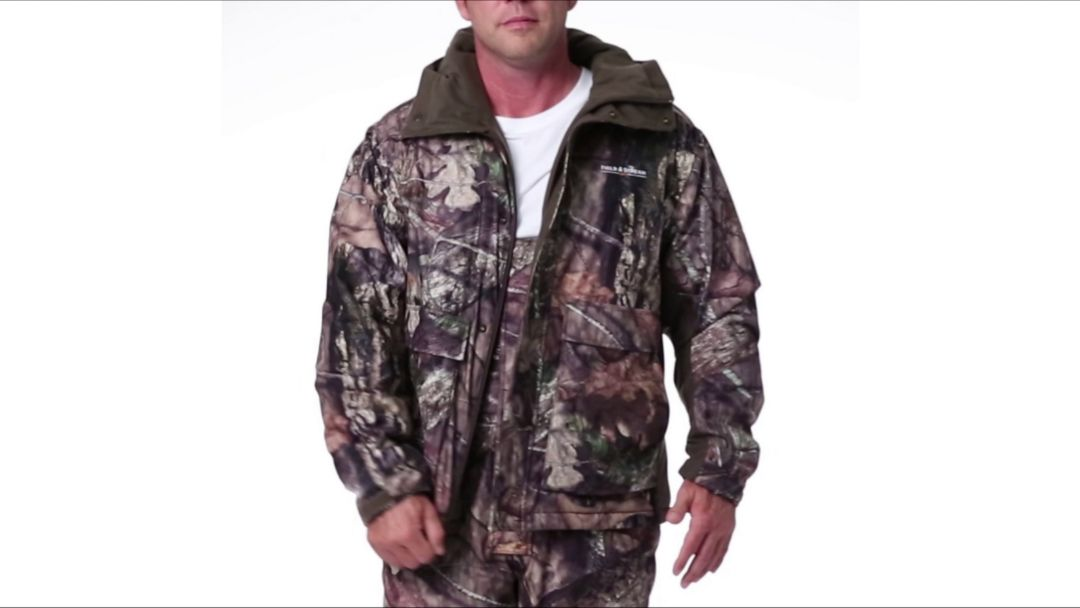 c663371d Field & Stream Men's True Pursuit Insulated Hunting Jacket   Field ...