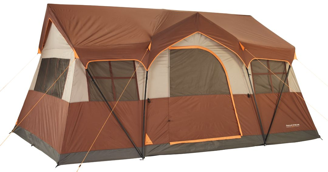 334ffab0766 Field & Stream Highlands Lodge 12 Person Tent | Field & Stream