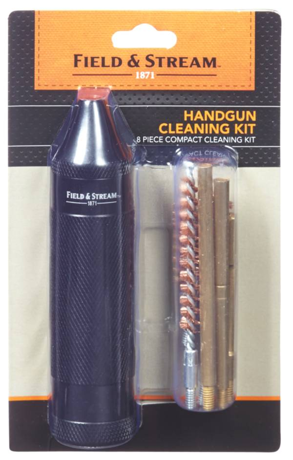 Field & Stream 8-Piece Compact Handgun Cleaning Kit product image
