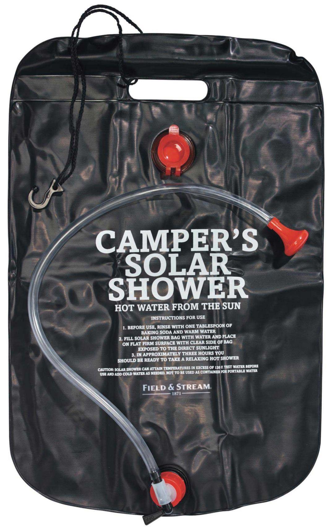 Field Stream Solar Shower