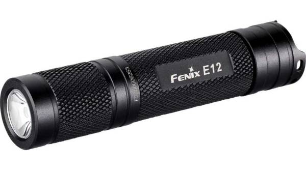 Fenix E12 LED Compact Flashlight product image