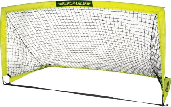 Franklin 9' x 5' Fiberglass Blackhawk Soccer Goal product image