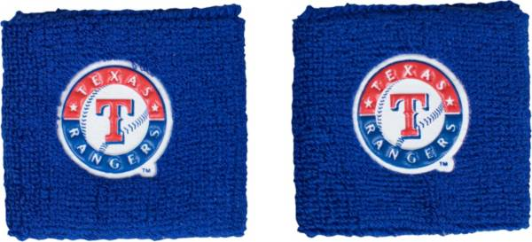 Franklin Texas Rangers 2-Pack of Wristbands product image