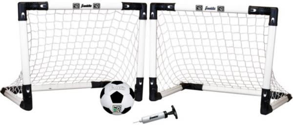 Franklin MLS Mini Insta Indoor Soccer Goal Set product image
