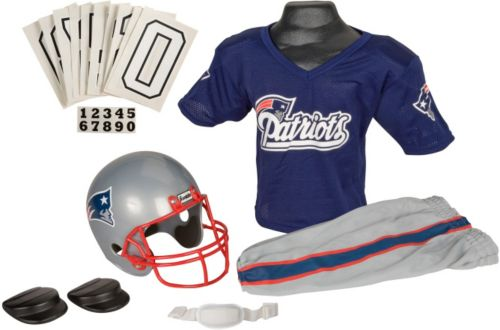 e13001b12 Franklin New England Patriots Youth Deluxe Uniform Set   DICK'S ...