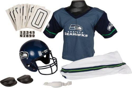b1de922d5a8 Franklin Seattle Seahawks Youth Deluxe Uniform Set | DICK'S Sporting ...