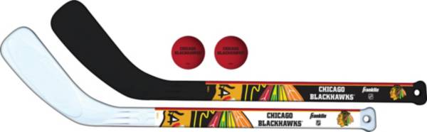 Franklin Chicago Blackhawks Mini Stick Set product image