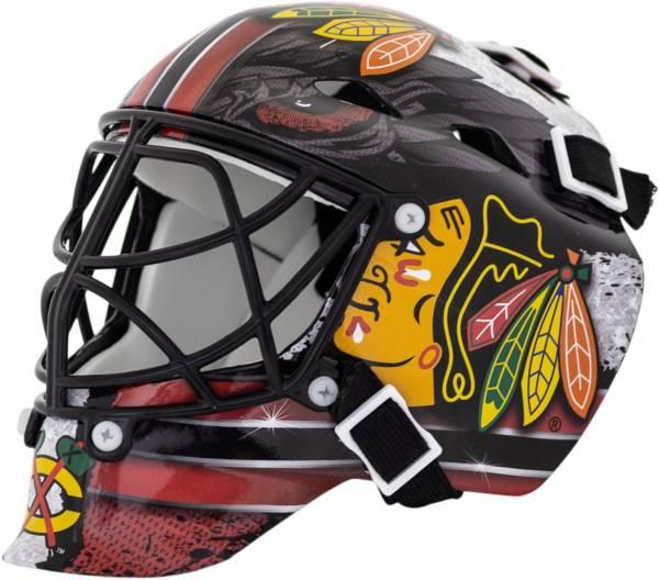 Franklin Chicago Blackhawks Mini Goalie Helmet product image
