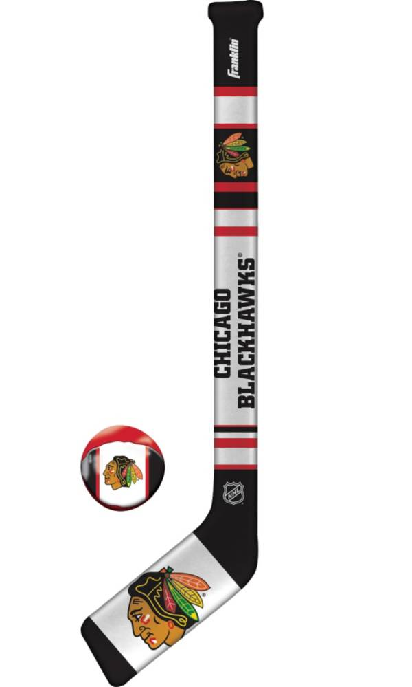 Franklin Chicago Blackhawks Mini Hockey Set product image
