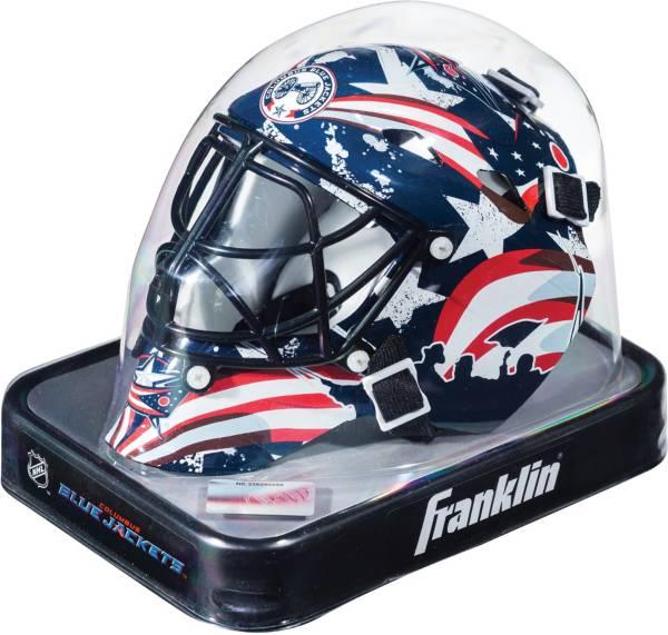 Franklin Columbus Blue Jackets Mini Goalie Helmet product image