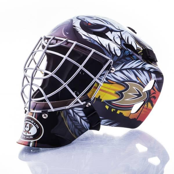 Franklin Anaheim Ducks Mini Goalie Helmet product image