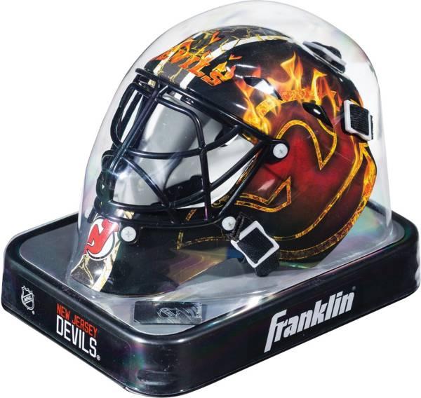 Franklin New Jersey Devils Mini Goalie Helmet product image