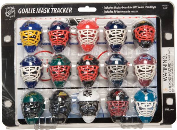Franklin Mini Goalie Mask Tracker/Standings Board product image