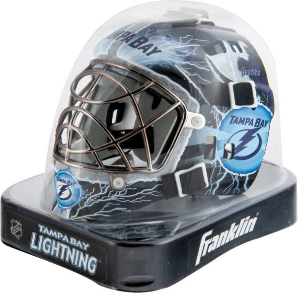 Franklin Tampa Bay Lightning Mini Goalie Helmet product image