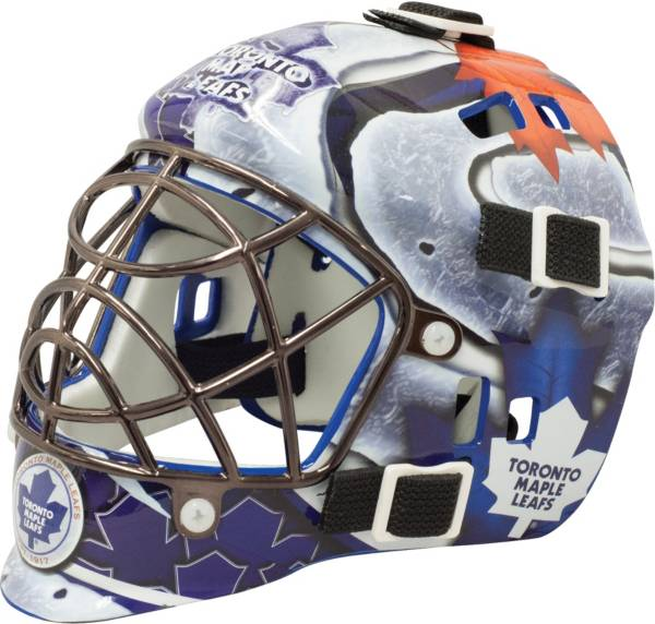 Franklin Toronto Maple Leafs Mini Goalie Helmet product image