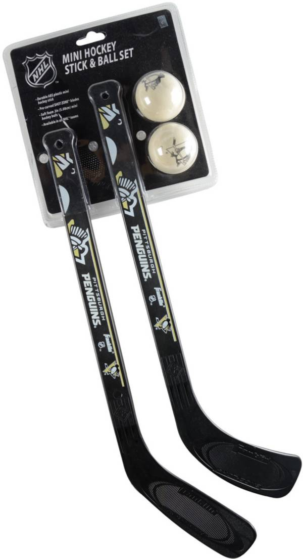Franklin Pittsburgh Penguins Mini Stick Set product image