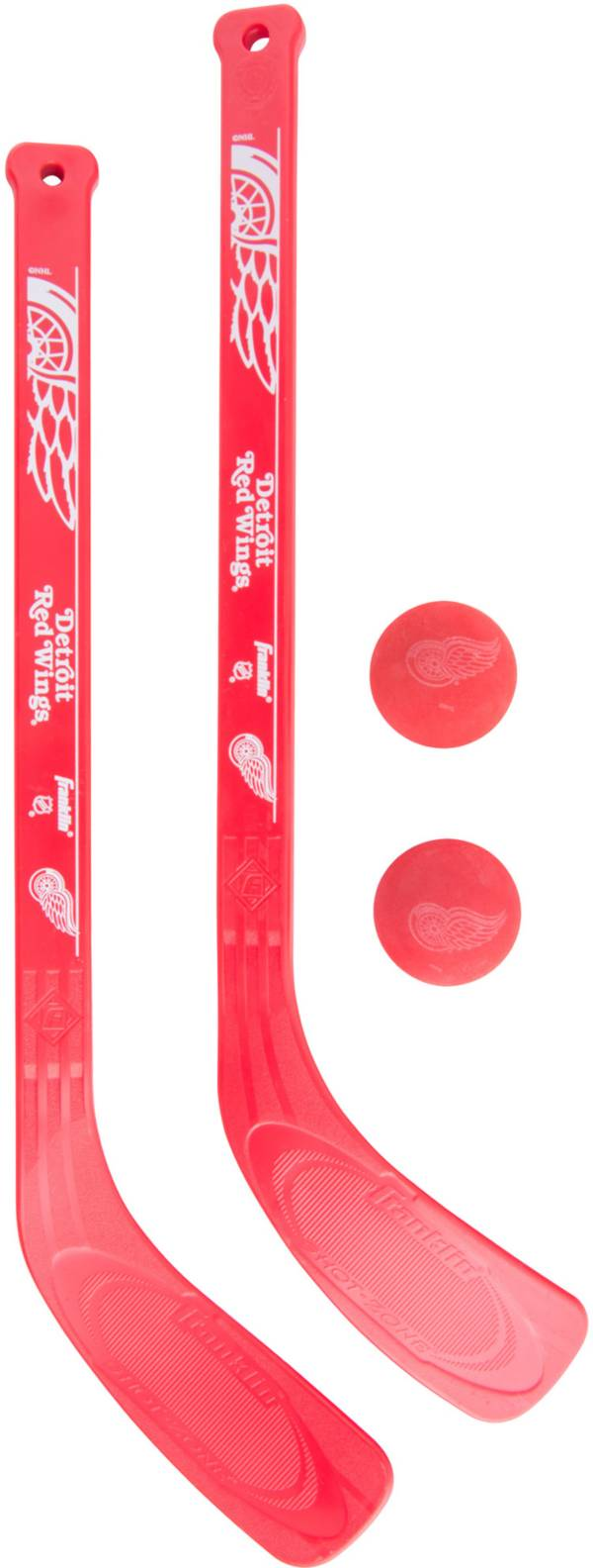 Franklin Detroit Red Wings Mini Stick Set product image