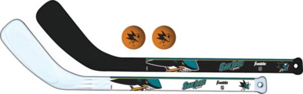 Franklin San Jose Sharks Mini Stick Set product image
