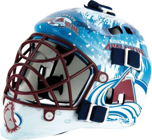 Franklin Colorado Avalanche Mini Goalie Helmet product image