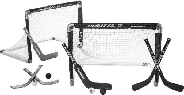 Franklin NHL Insta-Set Mini Hockey Goals product image