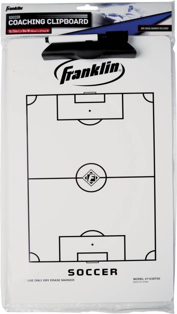 Franklin Soccer Coaching Clipboard product image