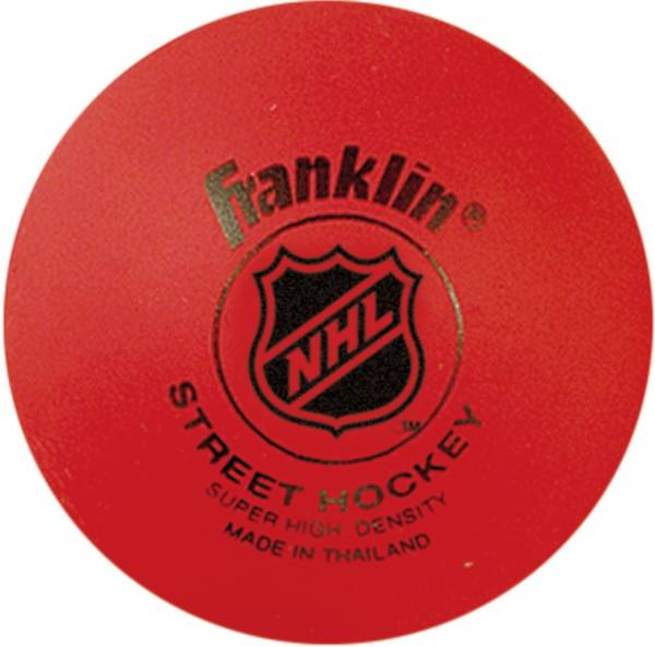 Franklin Super High Density Warm Weather Street Hockey Ball product image