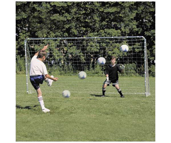 Franklin 12' x 6' Competition Steel Soccer Goal product image