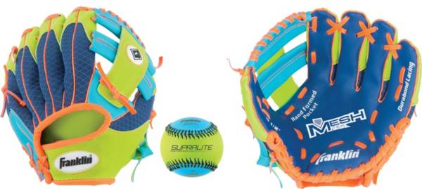 """Franklin 9.5"""" T-Ball Recreational Glove w/ Ball product image"""