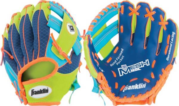 "Franklin 9.5"" T-Ball Meshtek Series Glove product image"