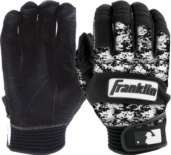 Franklin Youth Camo Cold Weather Pro Series Batting Gloves product image
