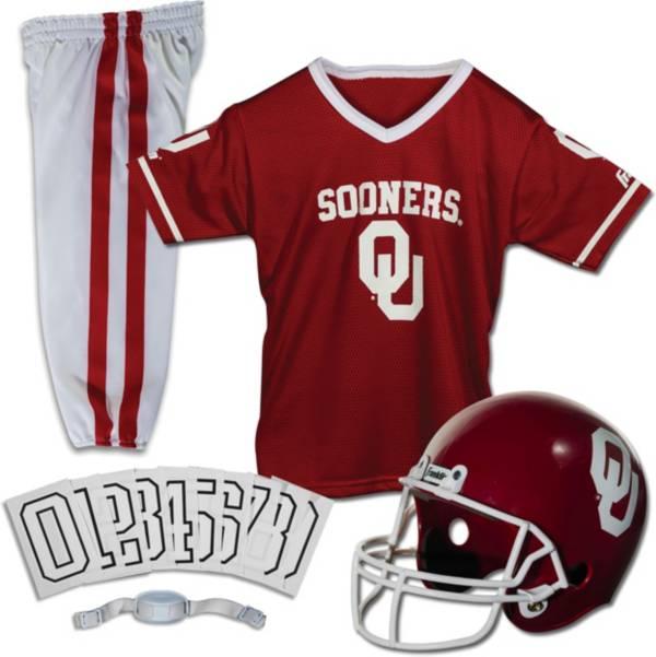 Franklin Oklahoma Sooners Deluxe Uniform Set product image