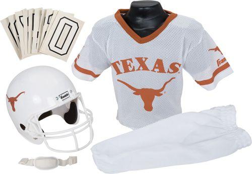outlet store 8d6e7 928b0 Franklin Texas Longhorns Deluxe Uniform Set