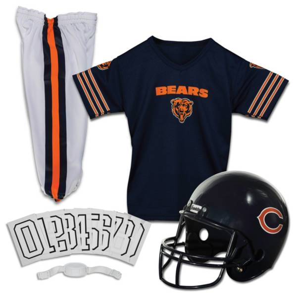 Franklin Chicago Bears Youth Deluxe Uniform Set product image