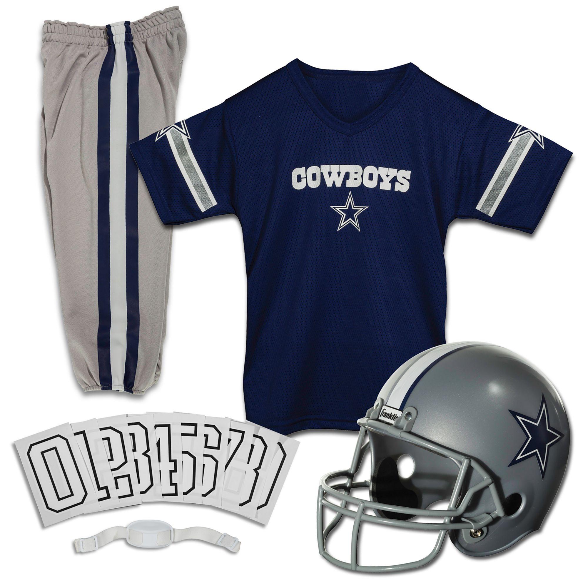dallas cowboys youth xl jersey