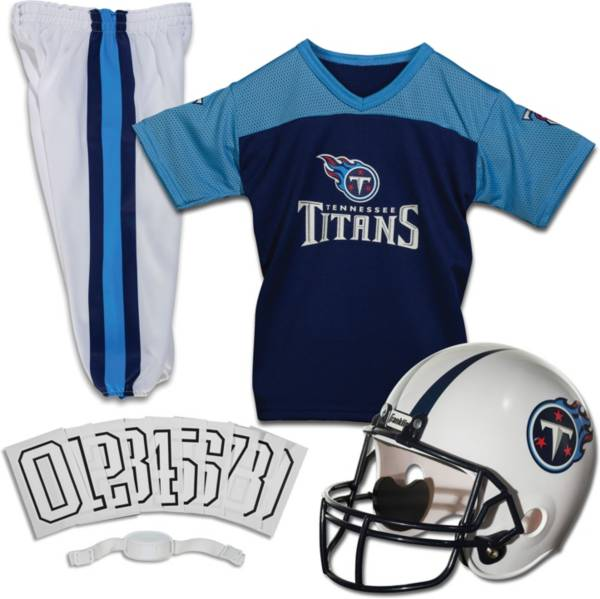 Franklin Tennessee Titans Youth Deluxe Uniform Set product image