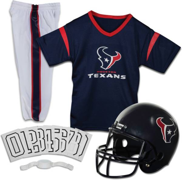 Franklin Houston Texans Youth Deluxe Uniform Set product image