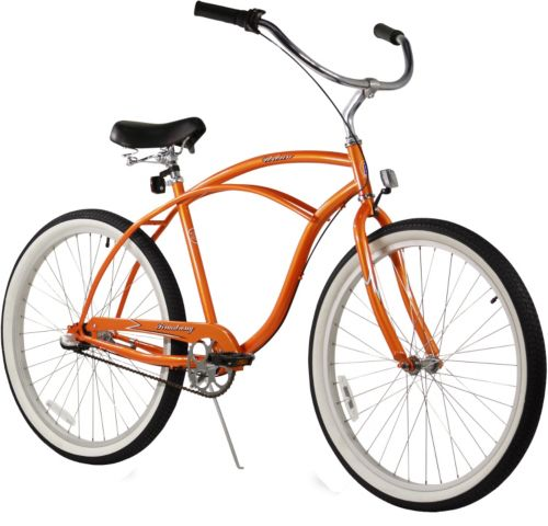 Firmstrong Men S Urban Man Three Sd Beach Cruiser Bike