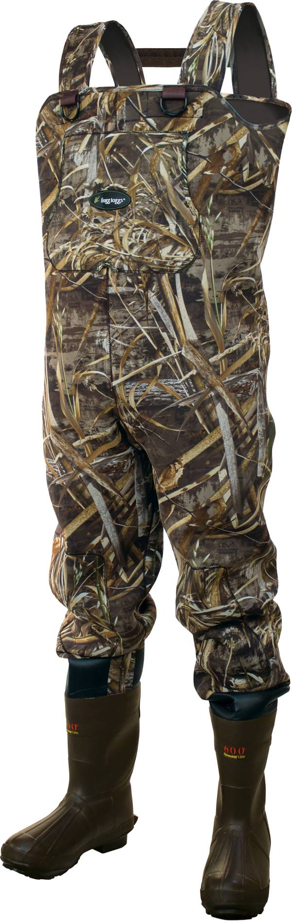 frogg toggs Men's Amphib 3.5 Neoprene Camo Bootfoot Waders product image