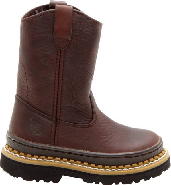 Georgia Boot Kids' Wellington Work Boots product image
