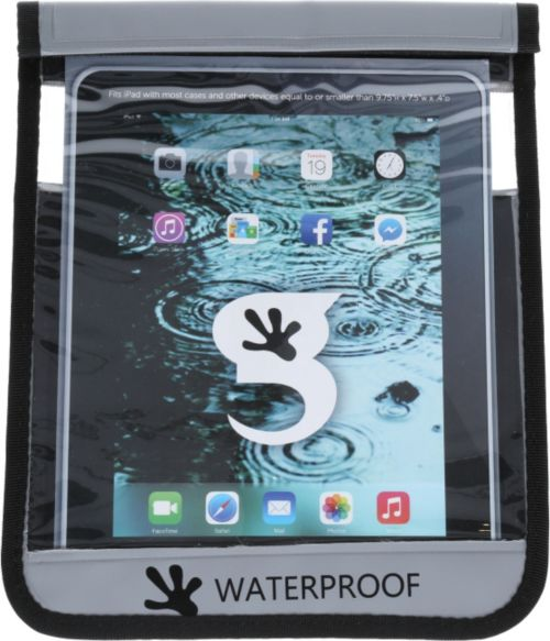 86484757c8 geckobrands Waterproof Tablet Dry Case. noImageFound. 1