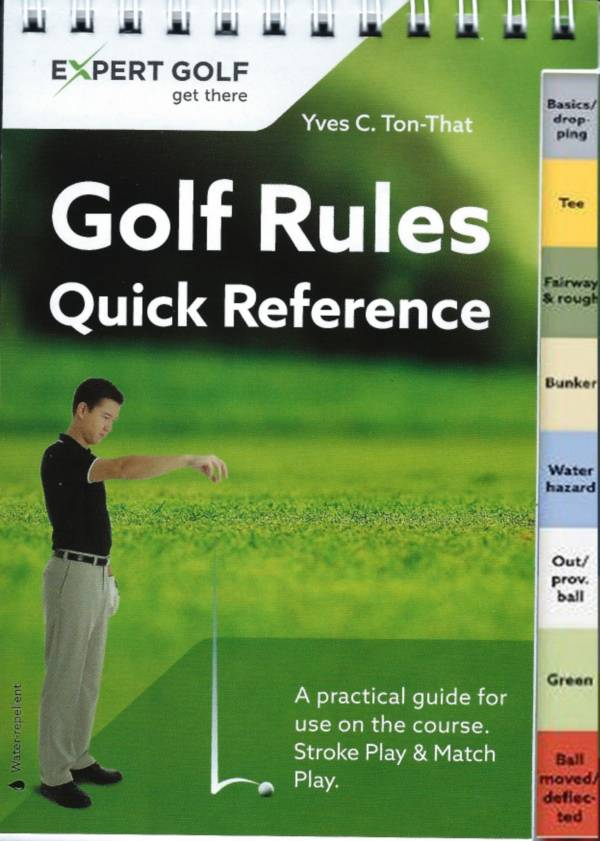 Golf Rules Quick Reference Guide – 2016-2020 Edition product image
