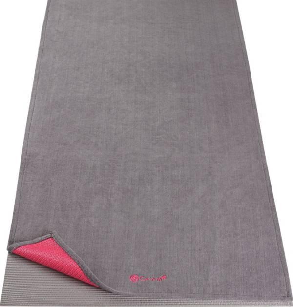Gaiam Grippy Yoga Mat Towel product image